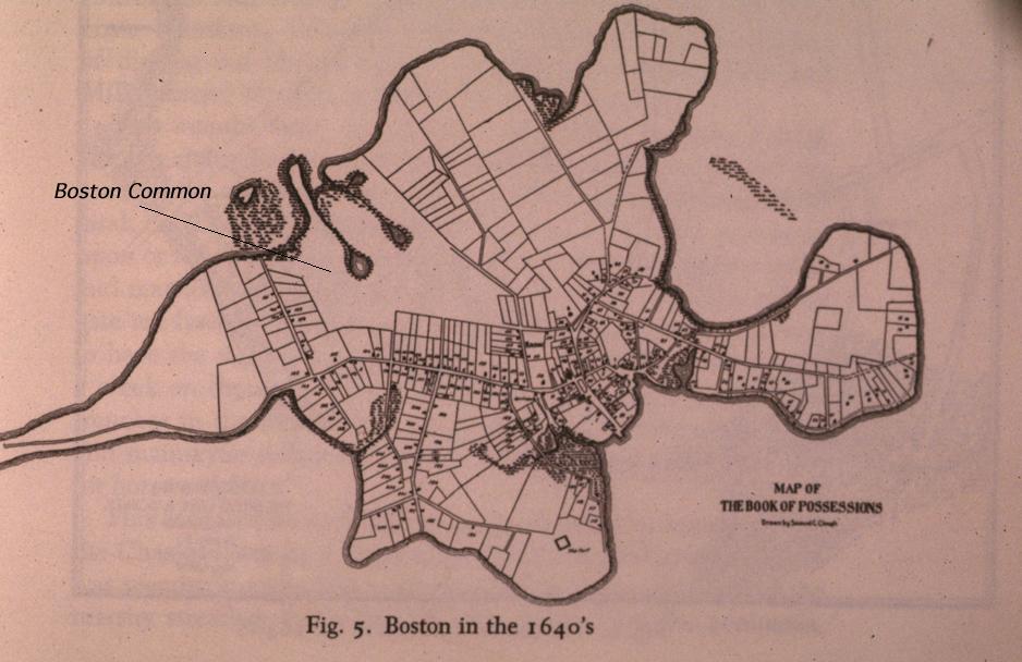 Creating Land In Boston39s Back Bay
